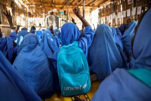 Education in IDPs in North East Nigeria