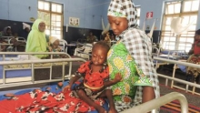 STARVATION IN IDPs NIGERIA